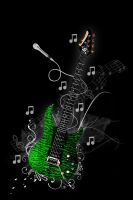 Electic Guitar by brigster18
