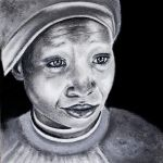 Guinan by GrayscaleArt