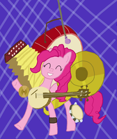 Pinkie by TimeLordOfTheMoon