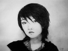 Younha Fan Art2 by sonicJKevin