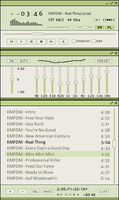 Olive XMMS-BMP-Winamp by twigsby