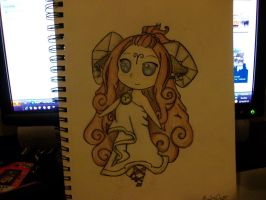 Aries, my sign ^^ by XIceFireX998
