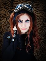Steampunk Aviator by Miss-ecchi