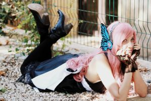Megurine Luka - Magnet. by Aya-Redfield