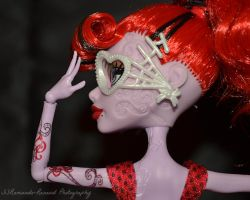 Monster High - Operetta 3 by SammehChu