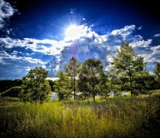 The Sun Shines For Us by JustinDeRosa