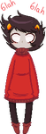 .:Homestuck/Pagedoll:. 6lah 6lah by sinnamon-roll