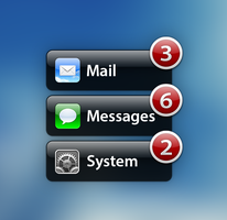 Notification Center by iTomix