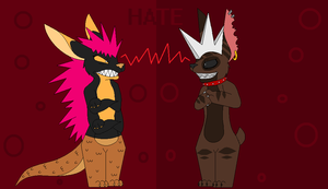 Hate you by Bateye