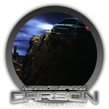 NFS Carbon Collector's Edition - Icon by Blagoicons