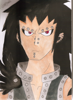 Gajeel by wintergrape95
