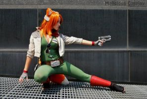 Star Fox Genderbend Cosplay by Malicious-Cosplay