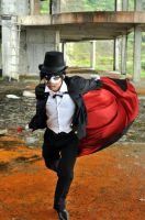 Tuxedo Mask - Sailormoon by Sparda-Dante