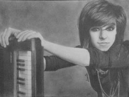 Christina Grimmie by Djoefie