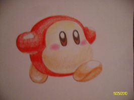 Waddle Dee by imPauleyPaul