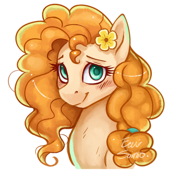 Buttercup by EepiArt