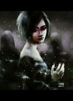 in an hour darkly by NanFe