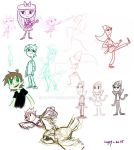 COMSH: Many Sketches by capcappucca222