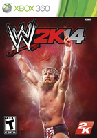 WWE 2K14 Custom Cover: Daniel Bryan by xn2e