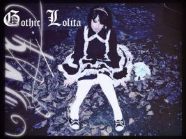 Gothic lolita by MurasakiButterfly