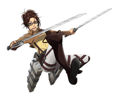 Hanji Zoe Render by lextranges
