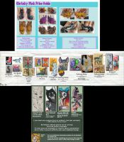 My all in one gigantic price chart by nightspiritwing
