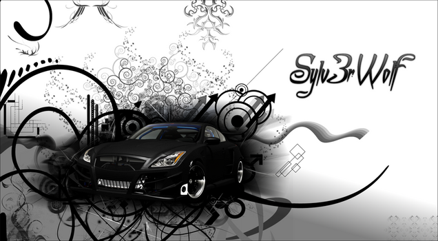 Fast Car Wallpaper by SWDW by Sylv3rWolf