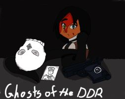 Ghosts of the ddr by distractthemonster