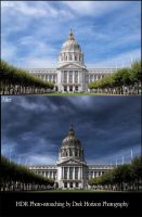 S.F. City Hall re-touch by BohemianHarlot