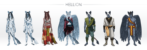 Hellion Preview by Blackpassion777
