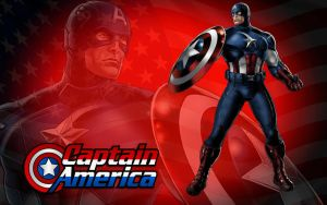 Captain America - Avengers Alliance 2 by Superman8193