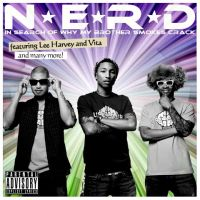 N.e.r.d in search of CD Cover by halpmiplox