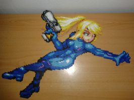 Samus Zero Suit by Jesusclon