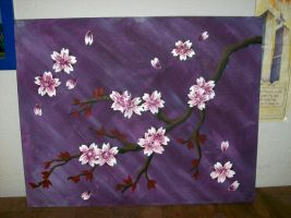 cherry blossoms 2 by silent-assassin-XIII