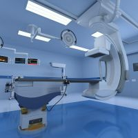 New Modern Operating Rooms by Gandoza