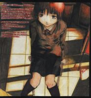 Serial Experiments: Lain by Arc-Ecclesia