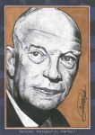 Dwight Eisenhower by machinehead11