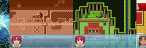 GAME - WIP - Tales of Arusa 0.05 by F0XIES