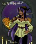Inessa Halloween by Arivina