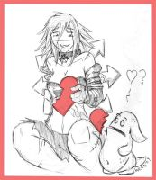 Hyoo Capthoored my Thhanks by WickedStar