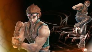 Hwoarang - Wallpaper 2 by NatlaDahmer
