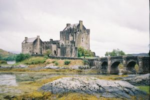 Eilean Donan by profile-unknown