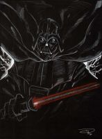 Darth Vader by DenisM79