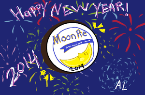 Moon Pie New Year! by Drizzle-The-Glaceon