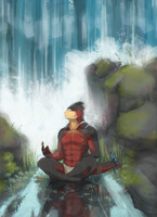 FireMaw Meditation by Silvac