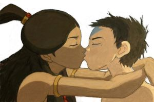 Kataang Kiss by Charcharlot