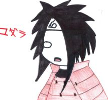MADARA UCHIHA by Darkcrowkage13