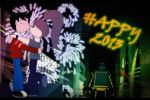 Happy new year by Ilona-the-Sinister