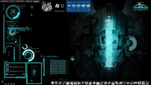 dead space rainmeter-sec by louiezzz