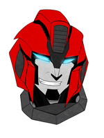 PR - Ironhide by KusuKitty